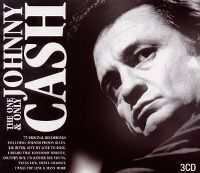 Cover Johnny Cash - The One & Only [3CD]